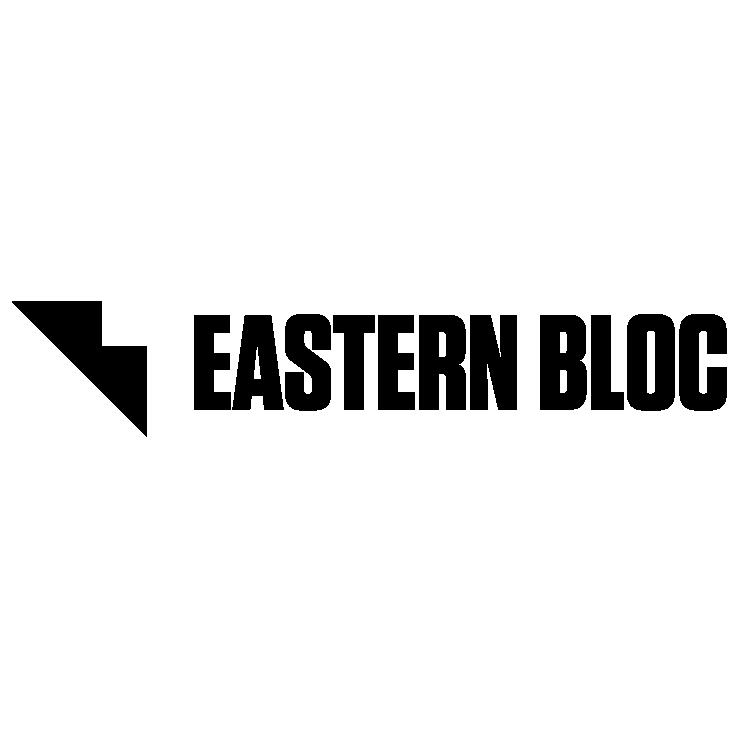 Eastern Bloc logo dark2