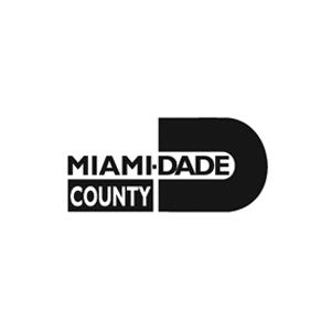 Logo Miami Dade County 30x30