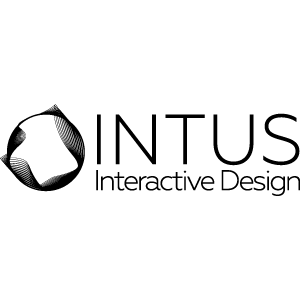 INTUS Logo 300x Black